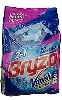 Стиральный порошок для белых тканей Bryza 2 в 1 с пятновыводителем Vanish- 4,65 кг.