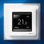 Терморегуляторы для теплого пола Devi ( Дания )