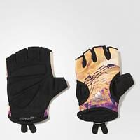 Перчатки для фитнеса adidas Climalite Graphic AY4363