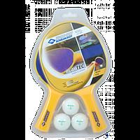 Набор для настольного тенниса Donic Playtech 2 players set (788649)
