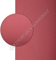 BISSELL, БИЗЕЛ, art.050, р. 380*570*1 мм, цв. розовый - резина подметочная/профилактика листовая