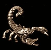 Кулон  Скорпион , фото 1