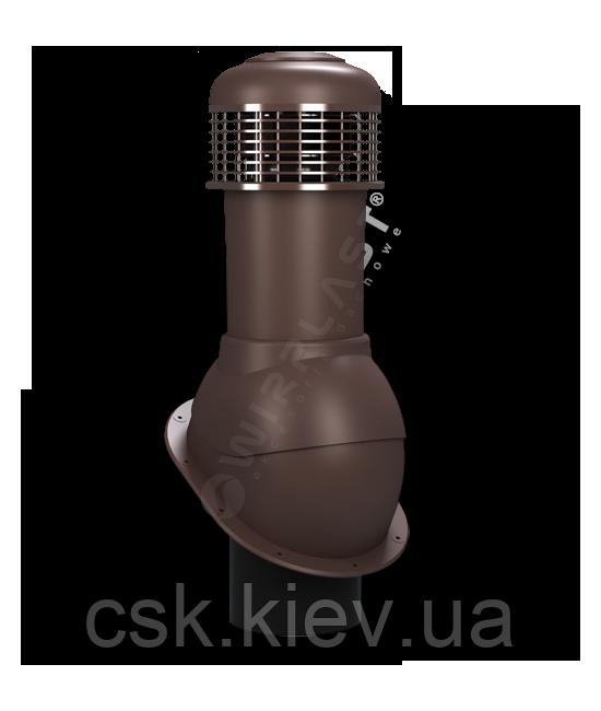 К66 Вентиляционный выход NORMAL с вентилятором Ø150