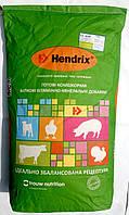 Добавка БМВД для свиней рост 30-60кг Хендрикс КТ30-60 15%