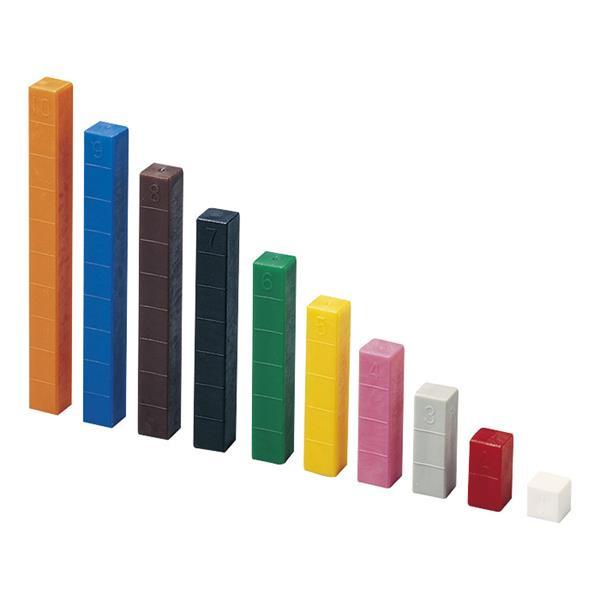 Набор для обучения Gigo Счетные палочки Кюизенера 1028-250