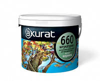 Акурат- 660 штукатурка Короед силоксановая Короед 1,5мм.