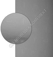 BISSELL, БИЗЕЛ, art.050, р. 380*570*1 мм, цв. светло-серый (№46) - резина подметочная/профилактика листовая