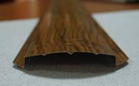 Металлический штакетник 105мм. разные цвета Метал Корея 0,45мм. Золотой дуб кристал