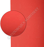 BISSELL, БИЗЕЛ, art.050, р. 380*570*1 мм, цв. св.красный (№17) - резина подметочная/профилактика листовая