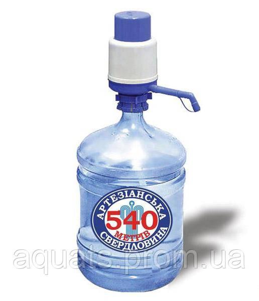 """""""Артезианская скважина 540""""  Доставка воды в Сумах"""