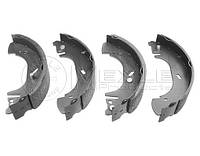 Барабанные тормозные колодки (задние) Renault Master II 98->01  —  Meyle (Германия) - MY16-145330006