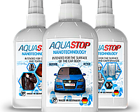 Супергидрофобное покрытие для автомобиля  AquaStop для ЛКП
