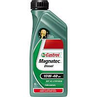 Масло моторное Castrol Magnatec Diesel 10w-40 B4 (1л) полусинтетическое, 4107436771