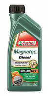 Масло моторное Castrol Magnatec Diesel 5w-40 DPF (1л) синтетика, 4107436761