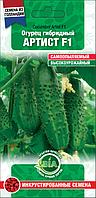 Огурец Артист F1 (10 с.) (Голландия) Семена ВИА (в упаковке 10 пакетов)