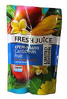 Жидкое крем-мыло Fresh Juice  Манго&Цветок лимона 460мл