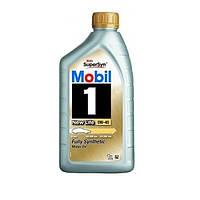 Масло моторное Mobil1 0W-40 API SN/CF ACEA A3/B3 (1л), синтетика 4110472600