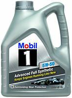 Масло моторное Mobil1 5W-50 API SN/CF ACEA A3/B4 (4л), синтетика 4113472603