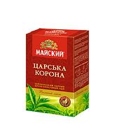 Чай черный крупнолистовой Майский Царская Корона 85 г. 900472