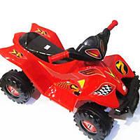 Квадроцикл толокар детский красный, ТМ Орион, 426КР