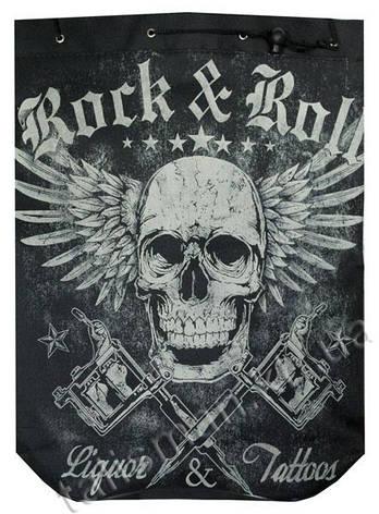 ROCK'N'ROLL - Liquor'N'Tattoos - рок-рюкзак, фото 2