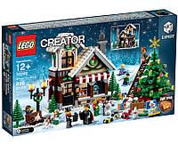 Lego Creator Зимний магазин игрушек 10249, фото 1