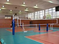 Напольные покрытия для спортивных и игровых залов