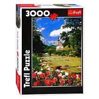 Пазл ''3000''- Рамсау, Баварські Альпи, Германія, 33019