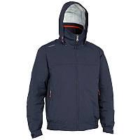 Куртка мужская водонепроницаемая Tribord RAIN 100 синяя