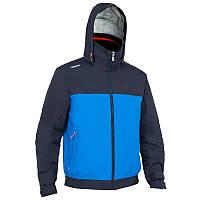 Куртка мужская водонепроницаемая Tribord RAIN 100 голубая
