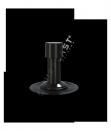 К40-6 Вентиляционный выход для плоской кровли Ø75