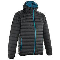 Куртка мужская зимняя Quechua FORCLAZ 300 черная