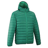 Куртка мужская зимняя Quechua FORCLAZ 300 зеленый
