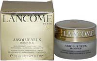 Антивозрастной крем для кожи вокруг глаз Lancome absolue yeux premium bx