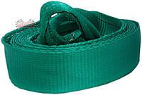 Трос буксировочный ленточный АВТОКАР™  ✔ нагрузка: 7 тонн  ✔ длина: 6 метров