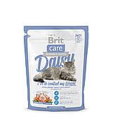 """Брит Кер """"Дейзи"""" сухой корм для котов с лишним весом, гипоаллергенный, с индейкой, 400гр"""
