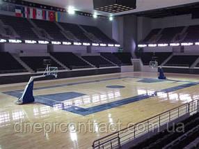 Спортивный паркет Action Floor Systems