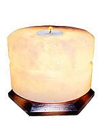 Солевая аромалампа,ароматический солевой светильник