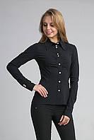 Стильная рубашка из натурального бенгалина