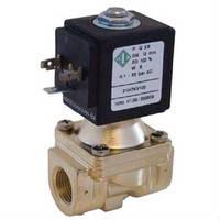 Электромагнитный клапан 21W3KE(V)190, Италия, непрямого действия NC (НЗ, нормально закрытый) G 1/2″ , фото 1