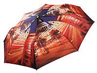 Женский зонт Zest Улицы Лондона (автомат) арт. 23625-64