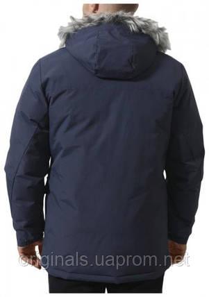 Куртка мужская Adidas SDPJKT LONG FUR AA1366 зима , фото 2