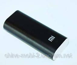 Универсальная батарея - Xiaomi power bank 6000 mAh, black, фото 3