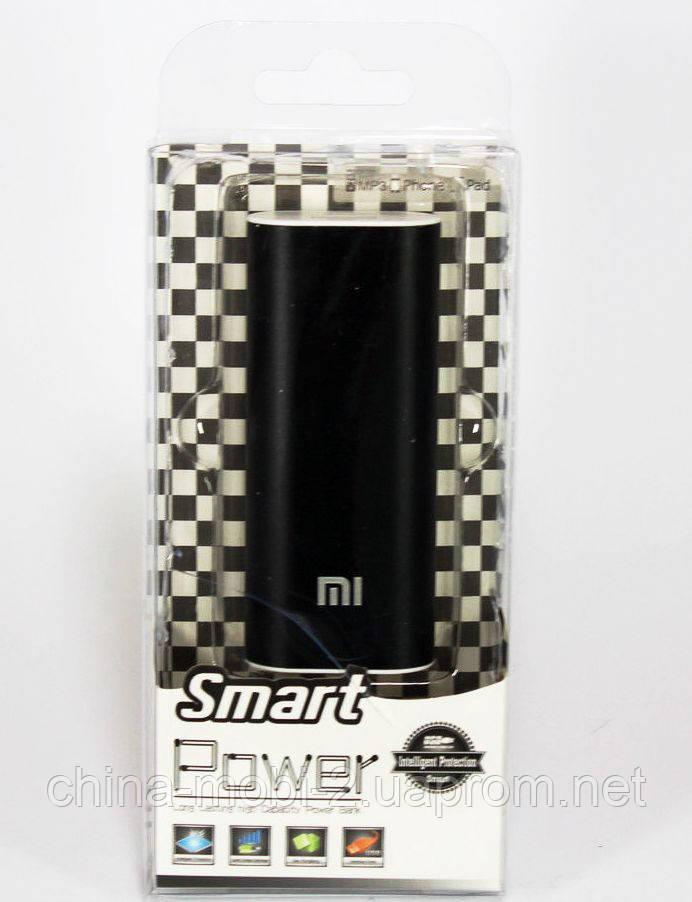 Универсальная батарея - Xiaomi power bank 6000 mAh, black