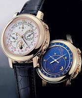 Часы Patek Philippe Sky Moon Tourbillon Gold/White. Replica: ААА., фото 1