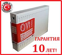 Радиатор стальной тип 22 500 Х 1000 OVI THERM (боковое подключение) Турция