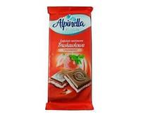 Шоколад альпинелла полуниця