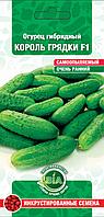 Огурец Король грядки F1 (10 сем.) (Россия) Семена ВИА (в упаковке 10 пакетов)
