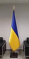 Знамя, кабинетный флаг Украины