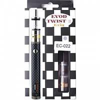 Электронная сигарета EVOD Twist 3 1600mah EC-022 с регулятором мощности